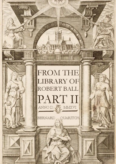 The Library of Robert Ball: Part II