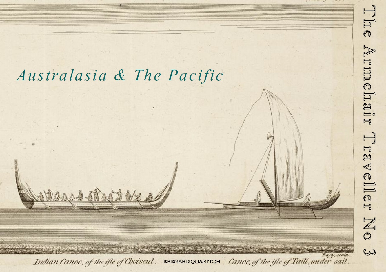 The Armchair Traveller: Australasia & The Pacific