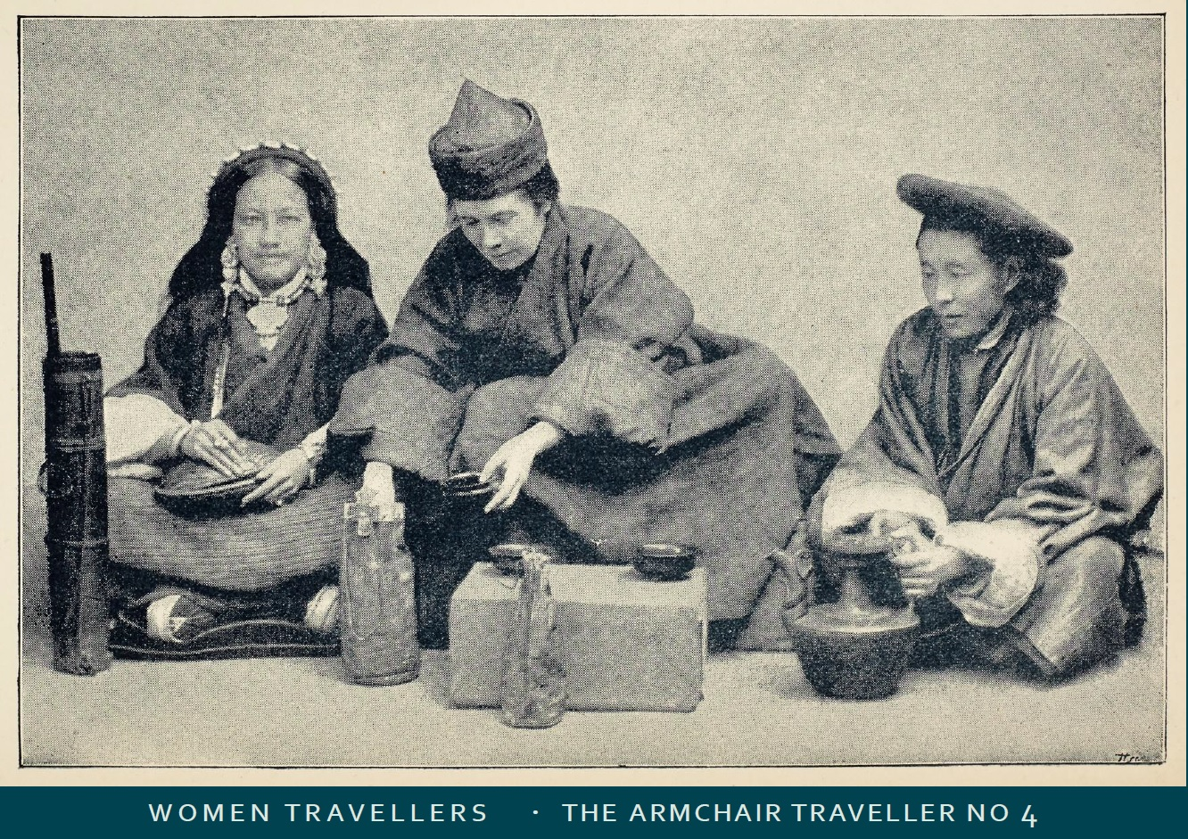 The Armchair Traveller: Women Travellers