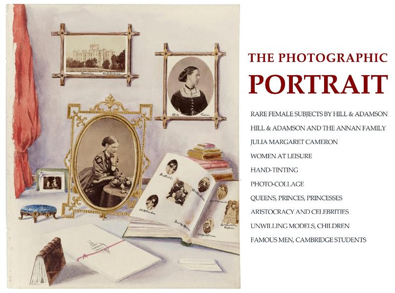 The Photographic Portrait