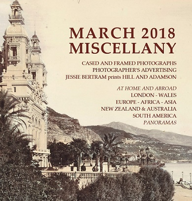 March Miscellany