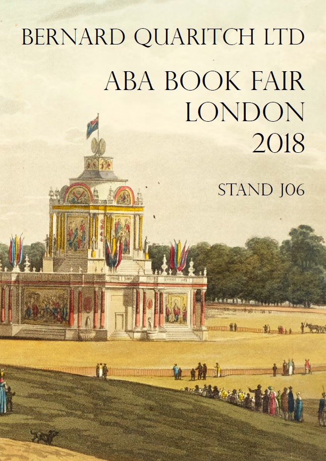 London Rare Book Fair