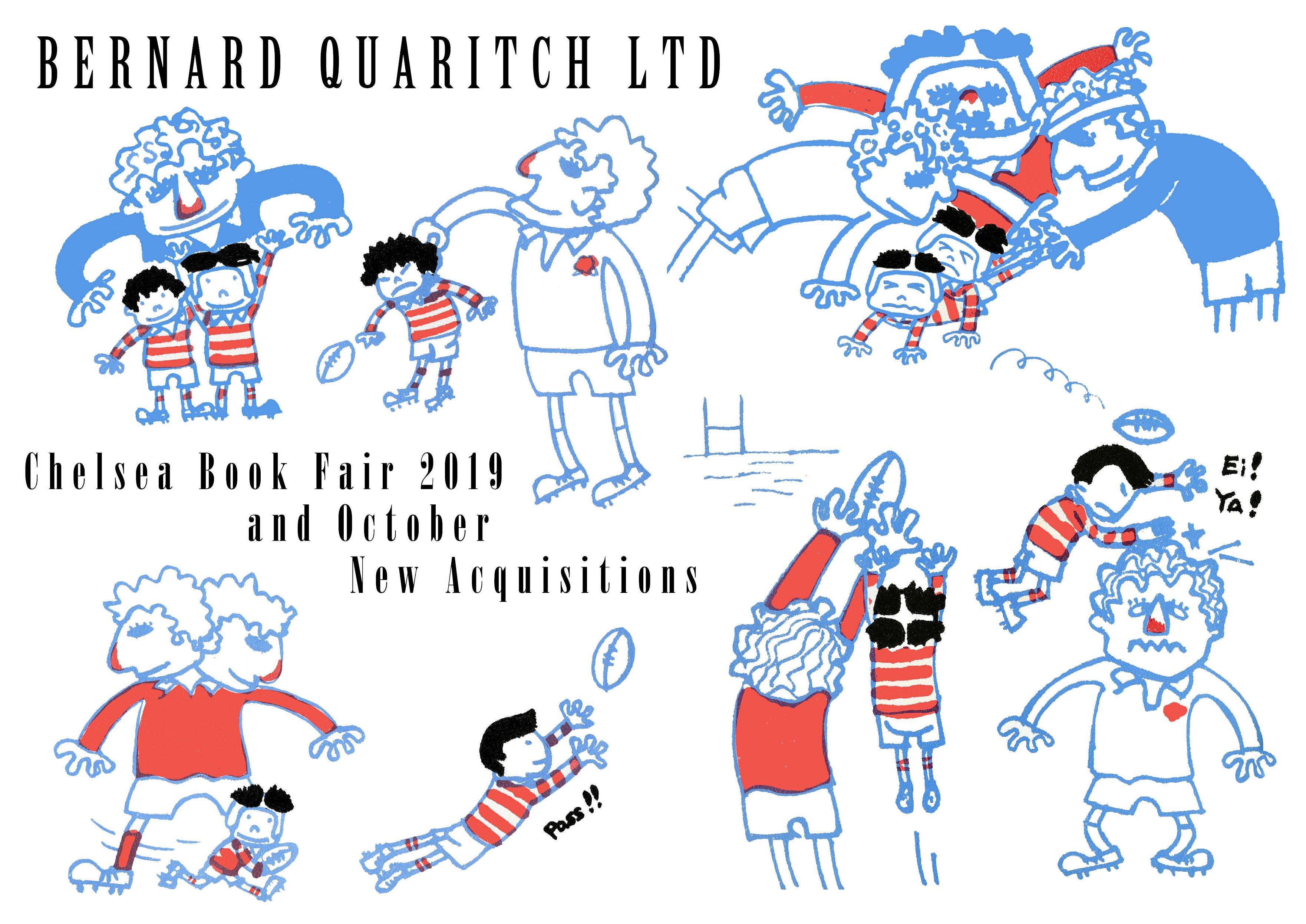 Chelsea Book Fair 2019