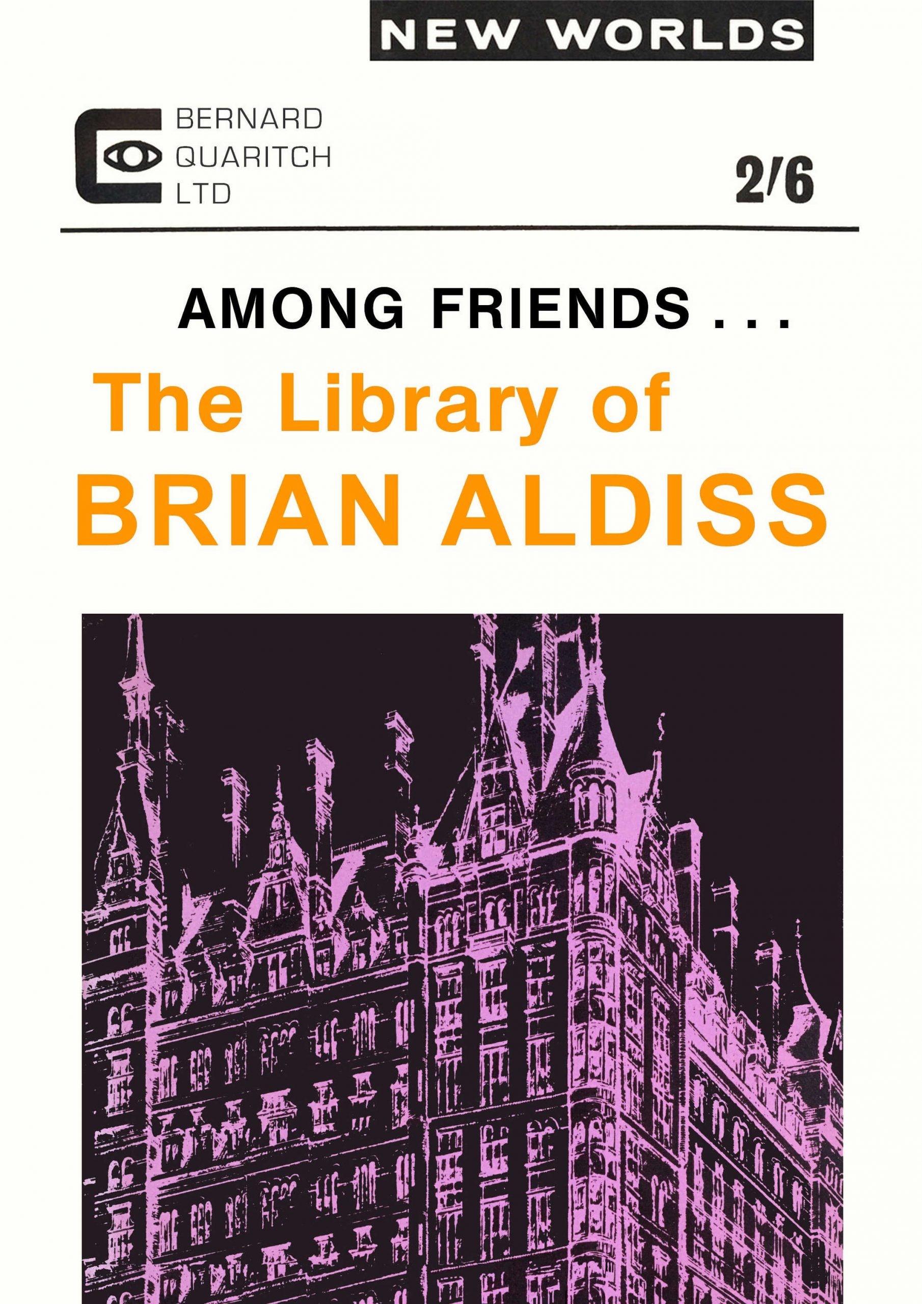 The Library of Brian Aldiss